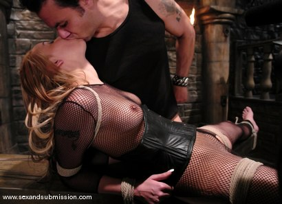Photo number 5 from Delilah Strong shot for Sex And Submission on Kink.com. Featuring Steven St. Croix and Delilah Strong in hardcore BDSM & Fetish porn.