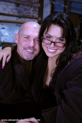 Photo number 15 from Dirty Little Secretary shot for Sex And Submission on Kink.com. Featuring Mark Davis and Eva Angelina in hardcore BDSM & Fetish porn.