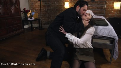 Photo number 9 from Anal Baptism shot for Sex And Submission on Kink.com. Featuring Tommy Pistol and Casey Calvert in hardcore BDSM & Fetish porn.