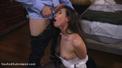 Photo number 11 from Anal Baptism shot for Sex And Submission on Kink.com. Featuring Tommy Pistol and Casey Calvert in hardcore BDSM & Fetish porn.