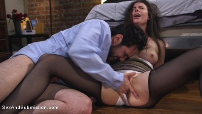 Photo number 16 from Anal Baptism shot for Sex And Submission on Kink.com. Featuring Tommy Pistol and Casey Calvert in hardcore BDSM & Fetish porn.