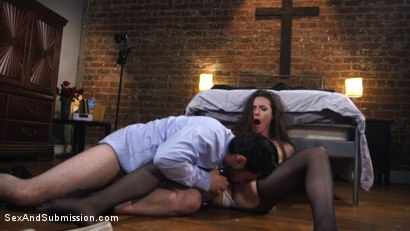 Photo number 18 from Anal Baptism shot for Sex And Submission on Kink.com. Featuring Tommy Pistol and Casey Calvert in hardcore BDSM & Fetish porn.