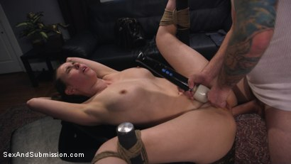 Photo number 26 from Anal Baptism shot for Sex And Submission on Kink.com. Featuring Tommy Pistol and Casey Calvert in hardcore BDSM & Fetish porn.