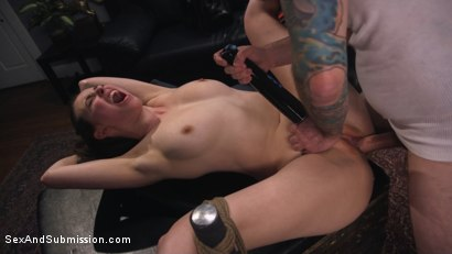Photo number 27 from Anal Baptism shot for Sex And Submission on Kink.com. Featuring Tommy Pistol and Casey Calvert in hardcore BDSM & Fetish porn.