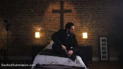 Photo number 5 from Anal Baptism shot for Sex And Submission on Kink.com. Featuring Tommy Pistol and Casey Calvert in hardcore BDSM & Fetish porn.