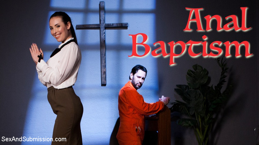SexAndSubmission - Anal Baptism