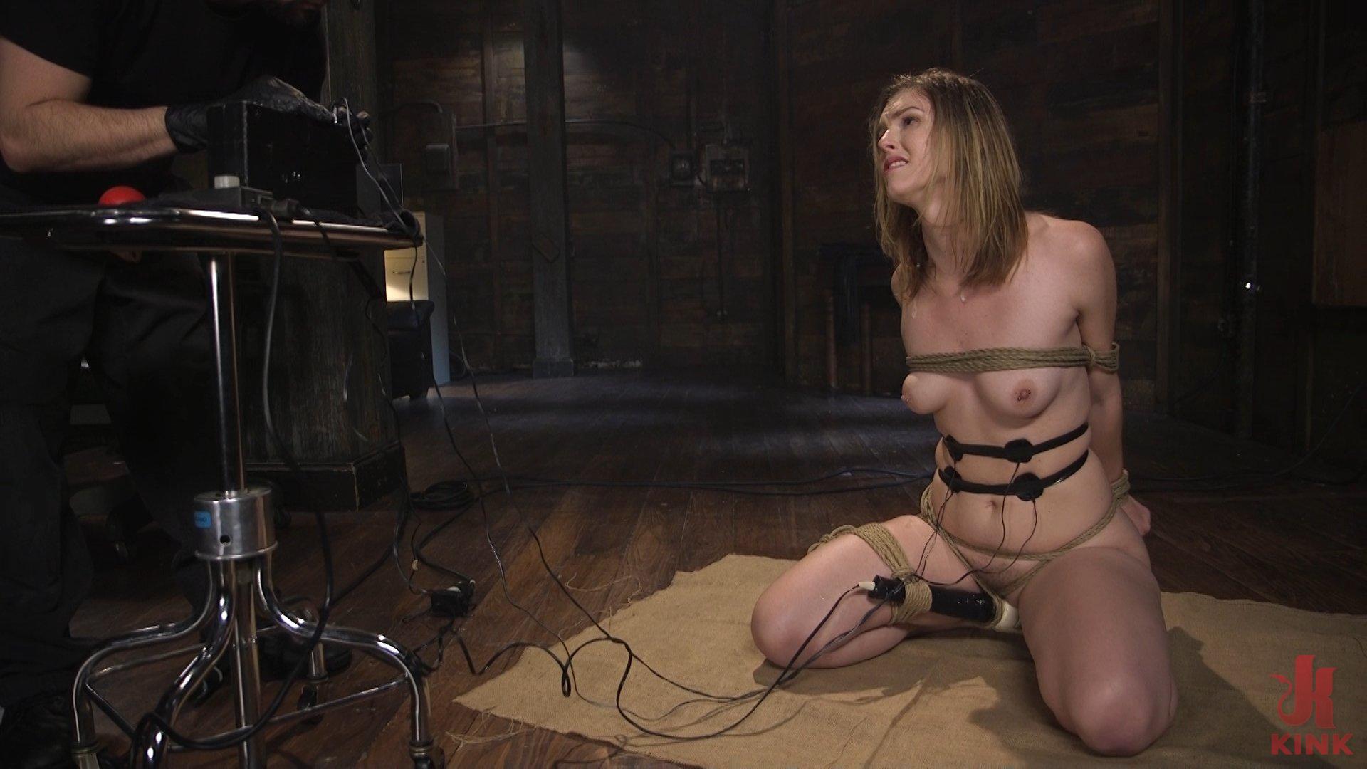 Photo number 7 from Speech Training an Anal Slut: Ella Nova shot for The Training Of O on Kink.com. Featuring Ella Nova  and Tommy Pistol in hardcore BDSM & Fetish porn.