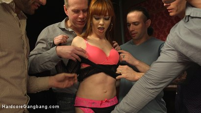 Photo number 1 from Alexa Nova in Bachelor Party Pandemonium shot for Hardcore Gangbang on Kink.com. Featuring Alexa Nova, Ramon Nomar, Owen Gray, Mark Wood, Damon Dice and Tarzan in hardcore BDSM & Fetish porn.