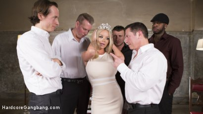 Photo number 2 from Miss Texas America, Stripped! shot for Hardcore Gangbang on Kink.com. Featuring Rachele Richey, John Strong, Mark Wood, Mr. Pete, Jon Jon and Owen Gray in hardcore BDSM & Fetish porn.
