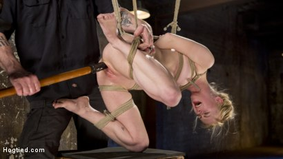 Photo number 23 from Suspension Slut Anna Tyler Succumbs to Squirting Orgasms shot for Hogtied on Kink.com. Featuring Anna Tyler in hardcore BDSM & Fetish porn.
