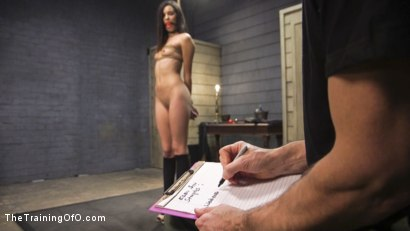 Photo number 2 from Bondage Slut Eden Sin Submits to Deep Anal Discipline Training shot for The Training Of O on Kink.com. Featuring Owen Gray and Eden Sin in hardcore BDSM & Fetish porn.