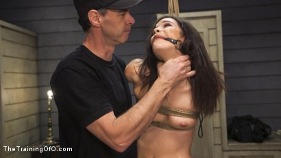 Photo number 6 from Bondage Slut Eden Sin Submits to Deep Anal Discipline Training shot for The Training Of O on Kink.com. Featuring Owen Gray and Eden Sin in hardcore BDSM & Fetish porn.