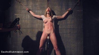 Photo number 4 from Blind Date shot for Sex And Submission on Kink.com. Featuring Xander Corvus and Lily LaBeau in hardcore BDSM & Fetish porn.