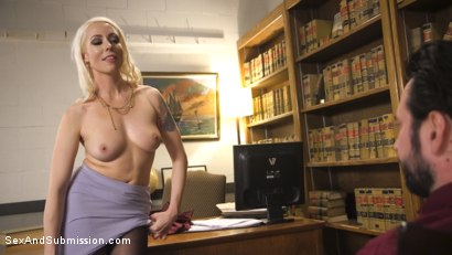 Photo number 11 from Anal Foreclosure shot for Sex And Submission on Kink.com. Featuring Tommy Pistol and Lorelei Lee in hardcore BDSM & Fetish porn.