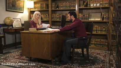 Photo number 3 from Anal Foreclosure shot for Sex And Submission on Kink.com. Featuring Tommy Pistol and Lorelei Lee in hardcore BDSM & Fetish porn.