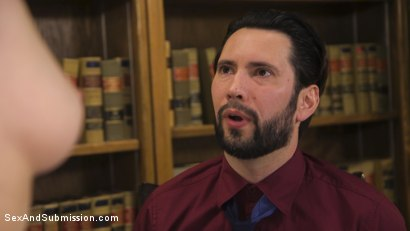 Photo number 5 from Anal Foreclosure shot for Sex And Submission on Kink.com. Featuring Tommy Pistol and Lorelei Lee in hardcore BDSM & Fetish porn.