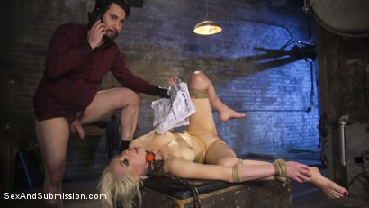 Photo number 21 from Anal Foreclosure shot for Sex And Submission on Kink.com. Featuring Tommy Pistol and Lorelei Lee in hardcore BDSM & Fetish porn.