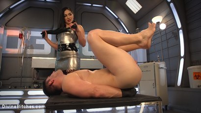 Photo number 10 from Lea Lexis Presents Her Futuristic Medical Fetish Dungeon shot for Divine Bitches on Kink.com. Featuring Lea Lexis and Rick Fantana in hardcore BDSM & Fetish porn.