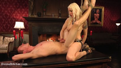 Photo number 14 from Lorelei Lee's Pleasure of the Divine Bitches shot for divinebitches on Kink.com. Featuring Lorelei Lee and Zane Anders in hardcore BDSM & Fetish porn.