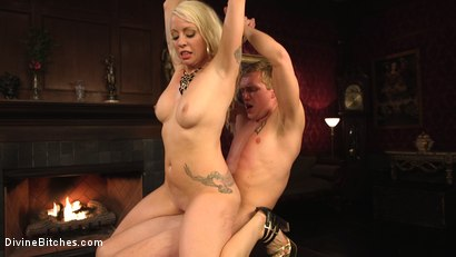 Photo number 20 from Lorelei Lee's Pleasure of the Divine Bitches shot for Divine Bitches on Kink.com. Featuring Lorelei Lee and Zane Anders in hardcore BDSM & Fetish porn.