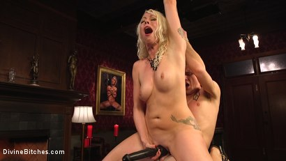Photo number 22 from Lorelei Lee's Pleasure of the Divine Bitches shot for Divine Bitches on Kink.com. Featuring Lorelei Lee and Zane Anders in hardcore BDSM & Fetish porn.