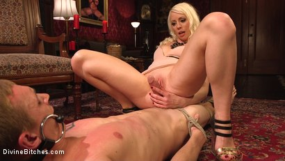 Photo number 4 from Lorelei Lee's Pleasure of the Divine Bitches shot for Divine Bitches on Kink.com. Featuring Lorelei Lee and Zane Anders in hardcore BDSM & Fetish porn.