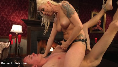Photo number 8 from Lorelei Lee's Pleasure of the Divine Bitches shot for Divine Bitches on Kink.com. Featuring Lorelei Lee and Zane Anders in hardcore BDSM & Fetish porn.