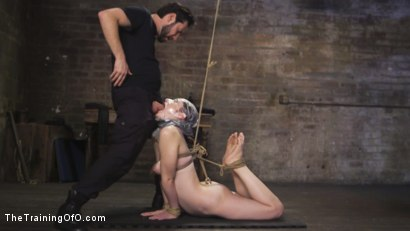 Photo number 21 from Training Violet Monroe shot for The Training Of O on Kink.com. Featuring Tommy Pistol and Violet Monroe in hardcore BDSM & Fetish porn.