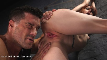 Photo number 9 from Anal Immigrant shot for Sex And Submission on Kink.com. Featuring Ramon Nomar and Alexa Nova in hardcore BDSM & Fetish porn.