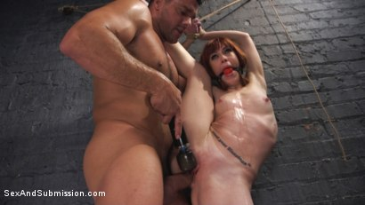 Photo number 7 from Anal Immigrant shot for Sex And Submission on Kink.com. Featuring Ramon Nomar and Alexa Nova in hardcore BDSM & Fetish porn.