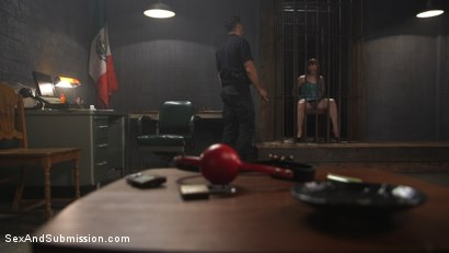 Photo number 1 from Anal Immigrant shot for Sex And Submission on Kink.com. Featuring Ramon Nomar and Alexa Nova in hardcore BDSM & Fetish porn.