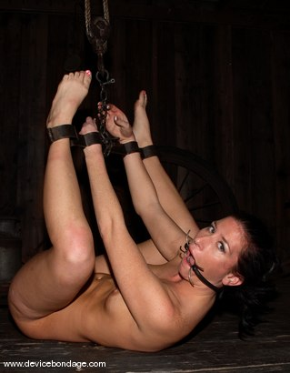 Photo number 10 from Endurance shot for Device Bondage on Kink.com. Featuring Ariel X in hardcore BDSM & Fetish porn.