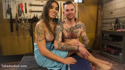 Photo number 19 from Are You Ready To Please Your Mistress shot for TS Seduction on Kink.com. Featuring Tori Mayes and Will Havoc in hardcore BDSM & Fetish porn.