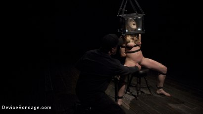 Photo number 2 from Used and Left Behind shot for Device Bondage on Kink.com. Featuring Amarna Miller and The Pope in hardcore BDSM & Fetish porn.