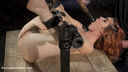 Photo number 11 from Used and Left Behind shot for Device Bondage on Kink.com. Featuring Amarna Miller and The Pope in hardcore BDSM & Fetish porn.
