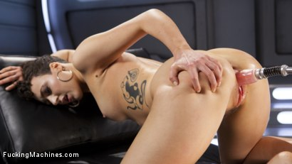 Photo number 11 from Tall and Fit Sex Kitten Has Mind Blowing Orgasms from Our Machines shot for Fucking Machines on Kink.com. Featuring Lilith Luxe in hardcore BDSM & Fetish porn.