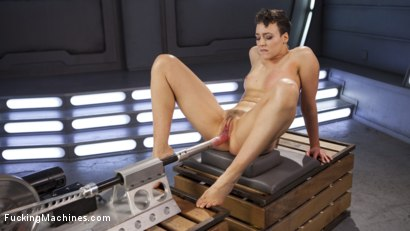 Photo number 9 from Tall and Fit Sex Kitten Has Mind Blowing Orgasms from Our Machines shot for Fucking Machines on Kink.com. Featuring Lilith Luxe in hardcore BDSM & Fetish porn.
