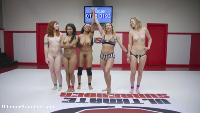 Photo number 9 from 2017 Rookie cup Championship. The most Orgasmic Championship yet shot for Ultimate Surrender on Kink.com. Featuring Jenna Foxx, Cali Confidential, Barbary Rose and Mona Wales in hardcore BDSM & Fetish porn.