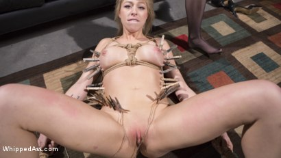 Photo number 11 from Disrespectful Diva: Entitled Actress Fisted & Fucked by Talent Agent shot for whippedass on Kink.com. Featuring Chanel Preston and Zoey Monroe in hardcore BDSM & Fetish porn.