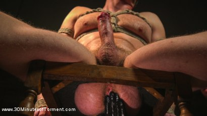 Photo number 11 from Brian Bonds takes the 30MT Challenge! shot for 30 Minutes of Torment on Kink.com. Featuring Brian Bonds in hardcore BDSM & Fetish porn.