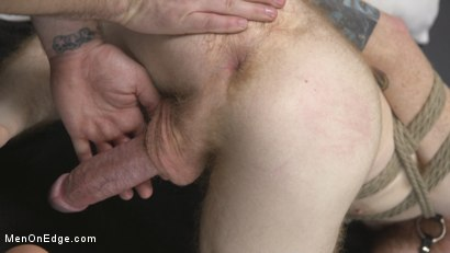 Photo number 10 from Online Hookup Ends With Tickling & Edging in Bondage for a Hung Ginger shot for Men On Edge on Kink.com. Featuring Seamus O'Reilly in hardcore BDSM & Fetish porn.