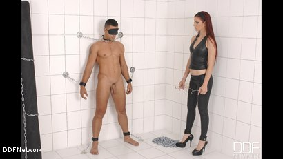Photo number 2 from Luxury Mistress Dominates a Submissive couple shot for DDF Network on Kink.com. Featuring Mugur in hardcore BDSM & Fetish porn.