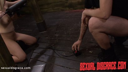Photo number 1 from Jenna Ivory is Tormented on the Sybian and Fucked Hard shot for Sexual Disgrace on Kink.com. Featuring Jenna Ivory and James Kickstand in hardcore BDSM & Fetish porn.