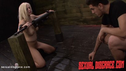 Photo number 2 from Jenna Ivory is Tormented on the Sybian and Fucked Hard shot for Sexual Disgrace on Kink.com. Featuring Jenna Ivory in hardcore BDSM & Fetish porn.