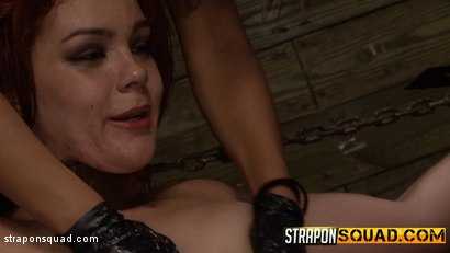Photo number 15 from Brooklyn Daniels and Mena Li Train Kimber Woods to be a Sex Slave shot for Strapon Squad on Kink.com. Featuring Kimber Woods, Brooklyn Daniels and Mena Mason in hardcore BDSM & Fetish porn.