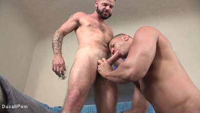 Photo number 1 from Tex's Raw Vacation: Angelo Marconi, Tex Davidson shot for Ducati Porn on Kink.com. Featuring Tex Davidson in hardcore BDSM & Fetish porn.