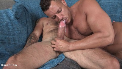 Photo number 16 from Tex's Raw Vacation: Angelo Marconi, Tex Davidson shot for Ducati Porn on Kink.com. Featuring Tex Davidson in hardcore BDSM & Fetish porn.