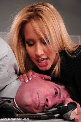 Photo number 2 from Isis Love and Johnny Law shot for Men In Pain on Kink.com. Featuring Isis Love and Johnny Law in hardcore BDSM & Fetish porn.
