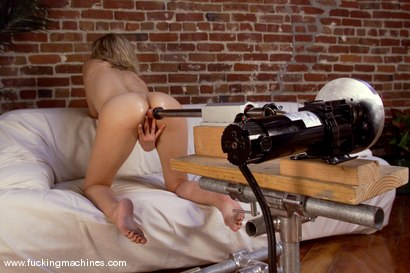Photo number 7 from Alexis shot for Fucking Machines on Kink.com. Featuring Alexis in hardcore BDSM & Fetish porn.