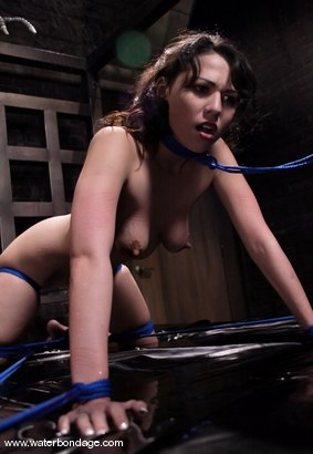 Photo number 9 from LieLani shot for Water Bondage on Kink.com. Featuring LieLani in hardcore BDSM & Fetish porn.